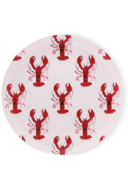 Fabienne Chapot Dinner Plate Serving Plate Lobster 32 Cm