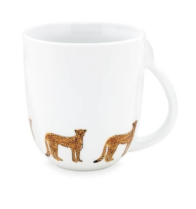 Fabienne Chapot Mug Small Cheetah-1