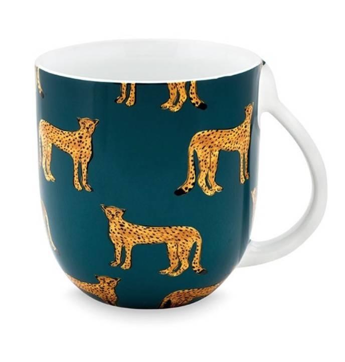Fabienne Chapot Mug Large Cheetah-1