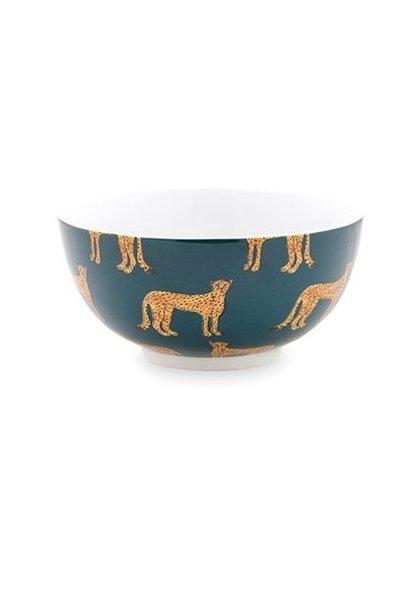 Fabienne Chapot Bowl Cheetah
