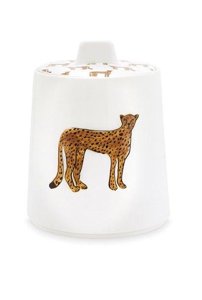 Fabienne Chapot Storage Jar Cheetah