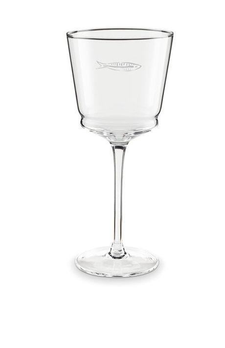 Fabienne Chapot Wine Glass Sardines-1