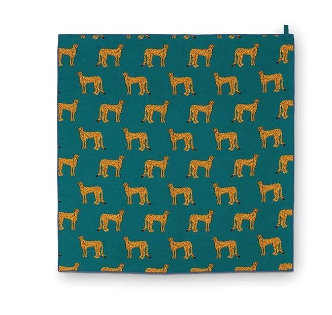 Fabienne Chapot Tea Towel Cheetah-1