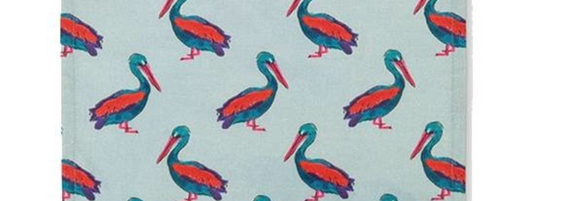 Fabienne Chapot Napkin Pelican