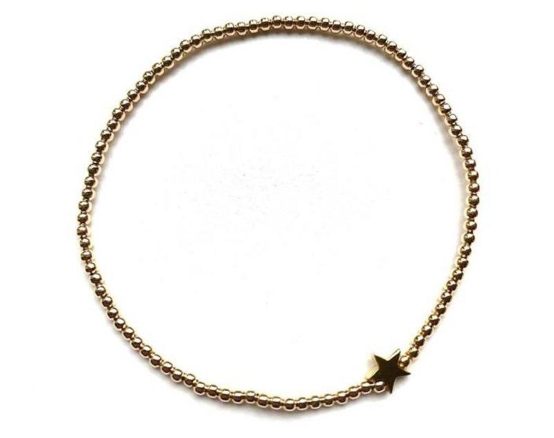 Ps Call Me Ps Call Me Star Bracelet