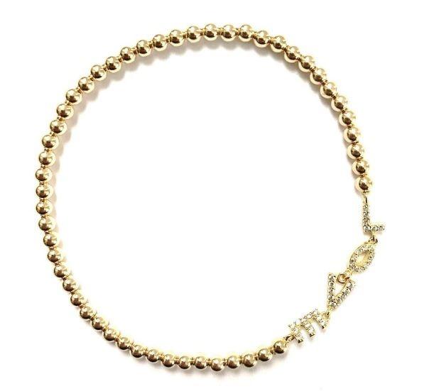 Love bracelet-1