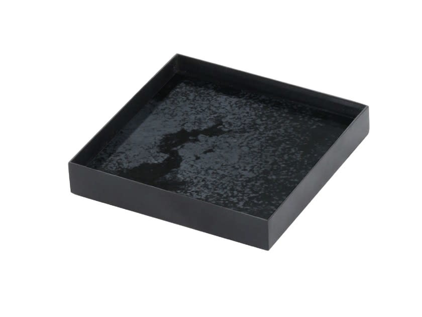 Charcoal glass tray-1