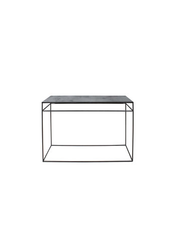 Ethnicraft Charcoal accent table