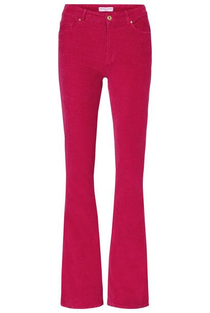 Eva corduroy flare trouser