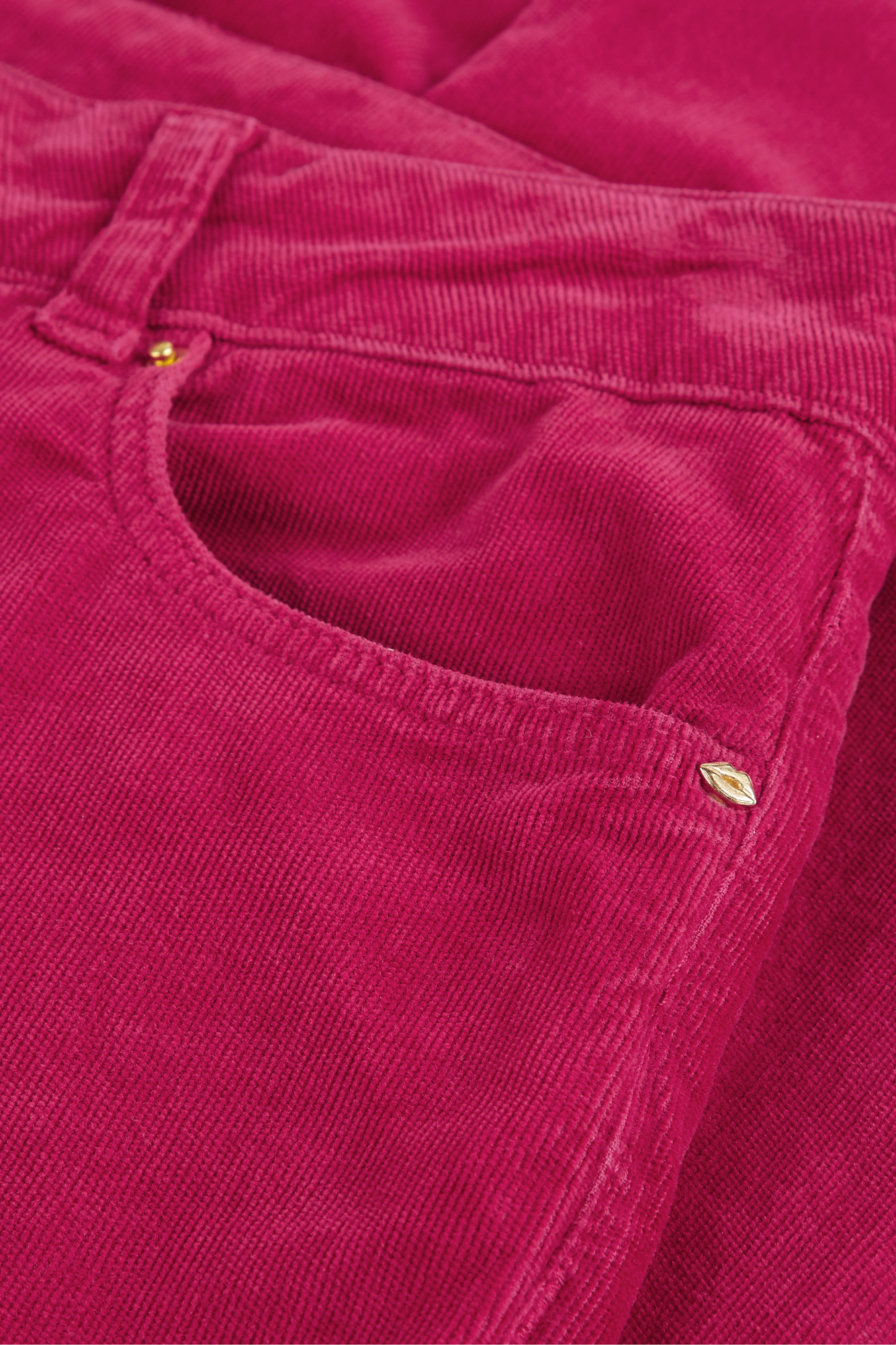 Eva corduroy flare trouser-2