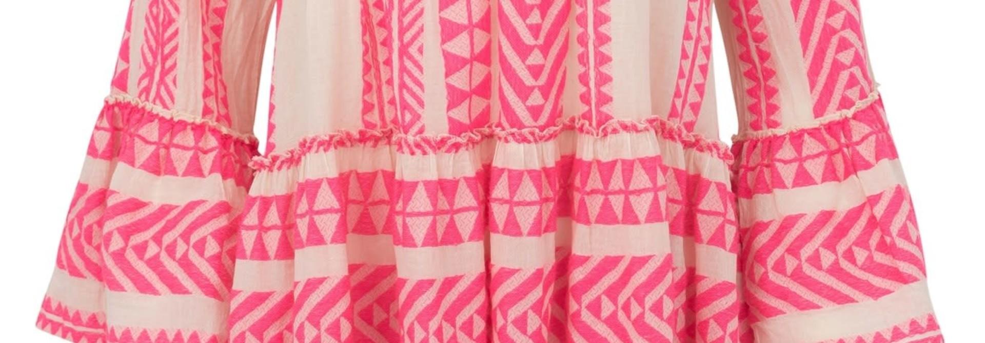 Neon pink zakar