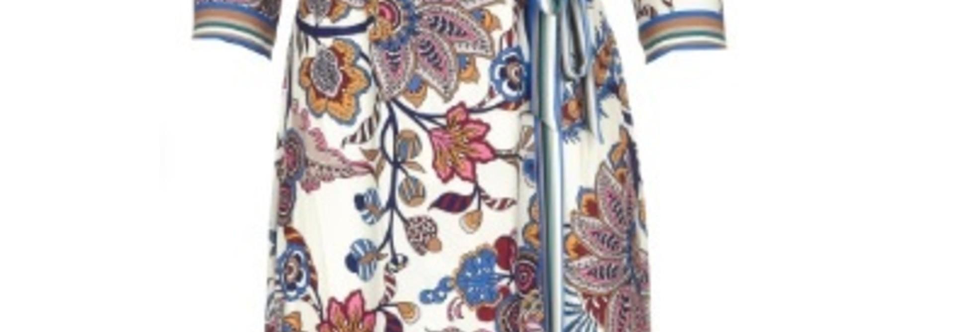 Zetta maxi dress