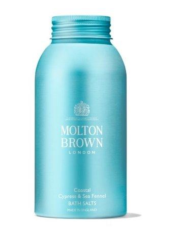Molton Brown Coastal cypress & sea fennel bath salt