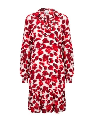 Jelson print dress-1