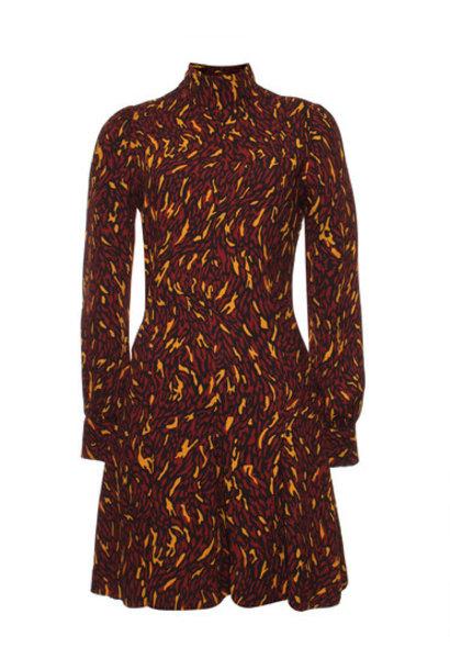 Dolly print dress