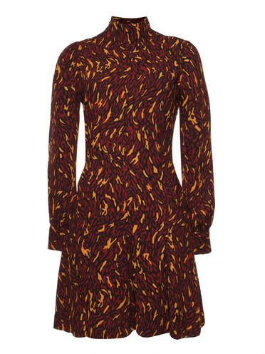 Dolly print dress-1