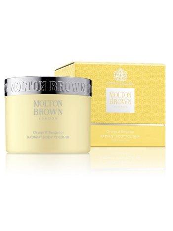 Molton Brown Orange & bergamot body scrub