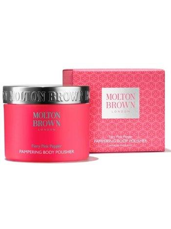 Molton Brown Fiery pink pepper body scrub