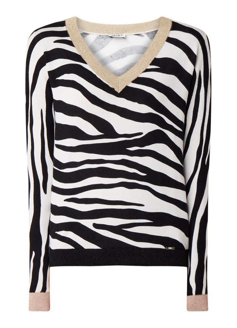 Sweater zebra-1