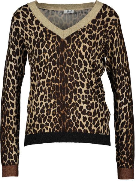 Sweater leopard-1