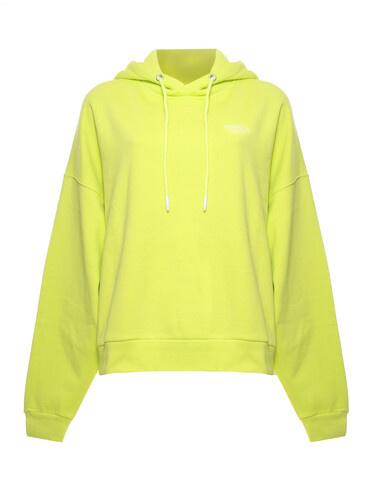 Hoodie lemon-1