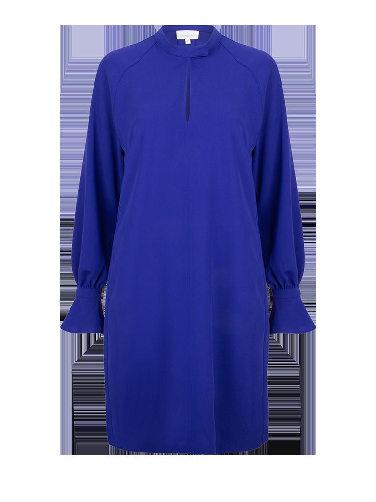 Celsha high collar dress-1
