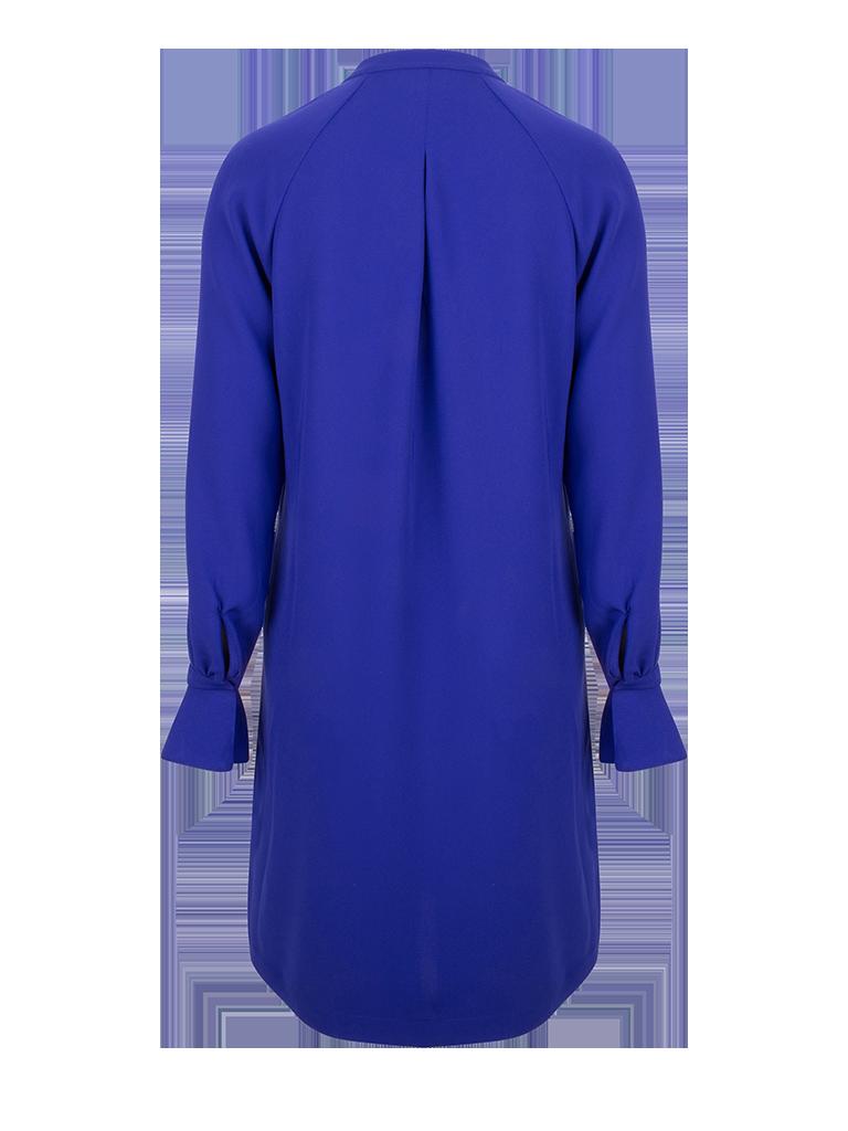 Celsha high collar dress-2