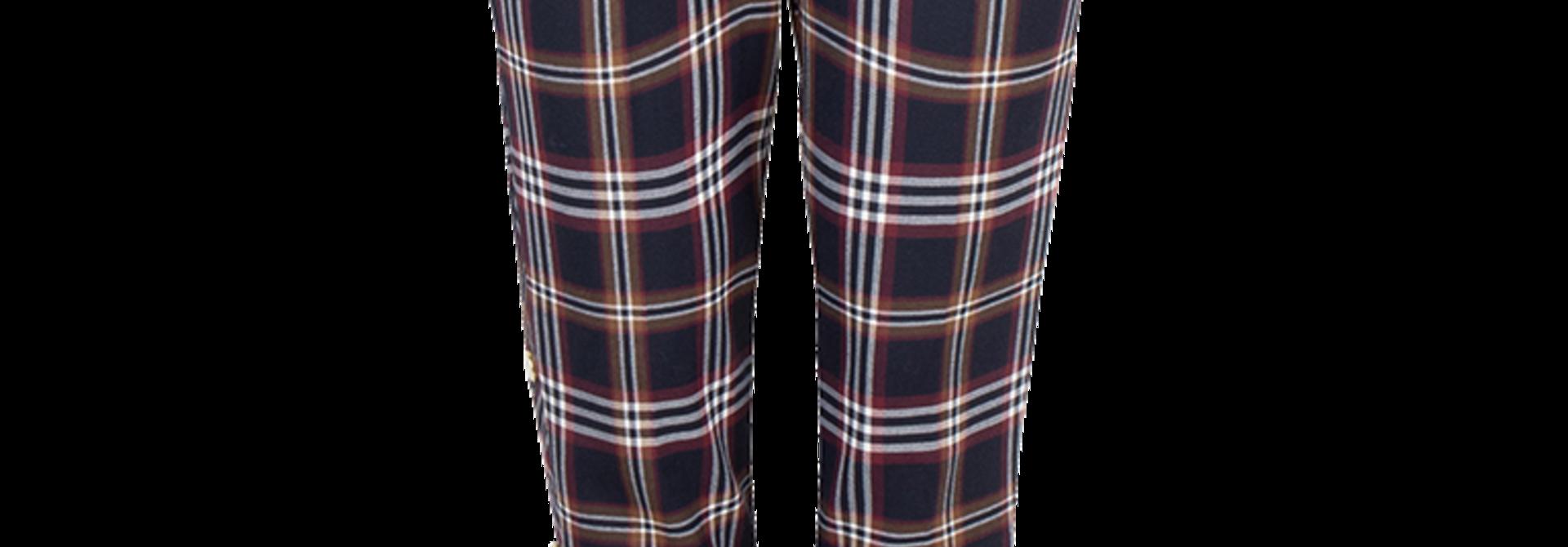 Vato check pants