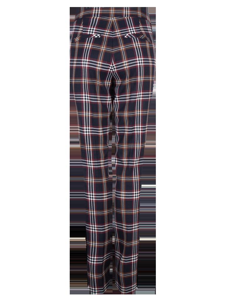Vato check pants-2