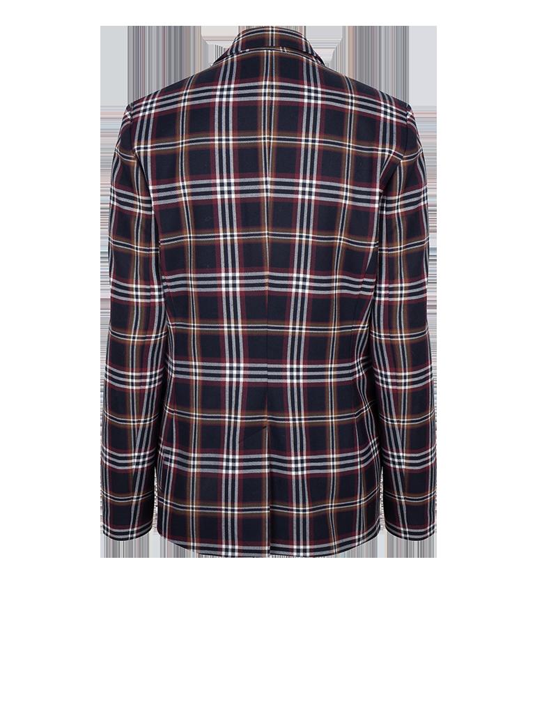 Fliren check blazer-2