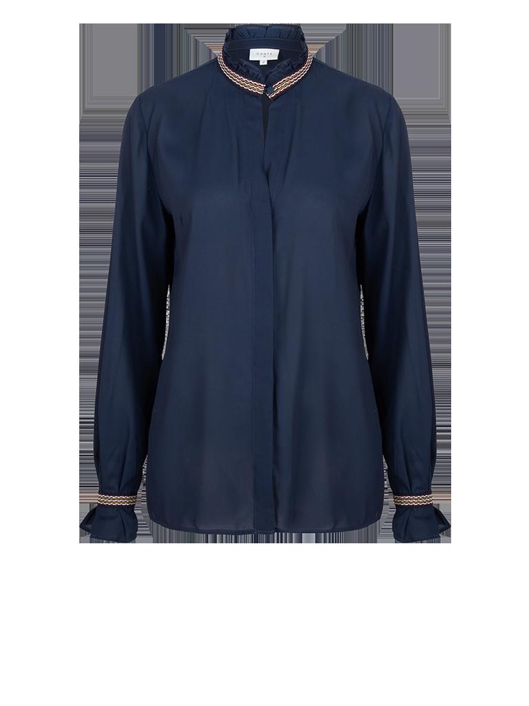 Pippa ruffle blouse-1