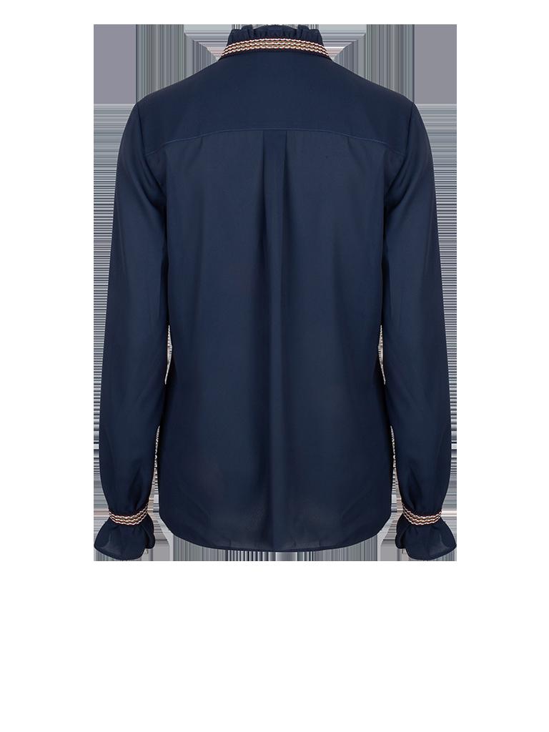 Pippa ruffle blouse-2