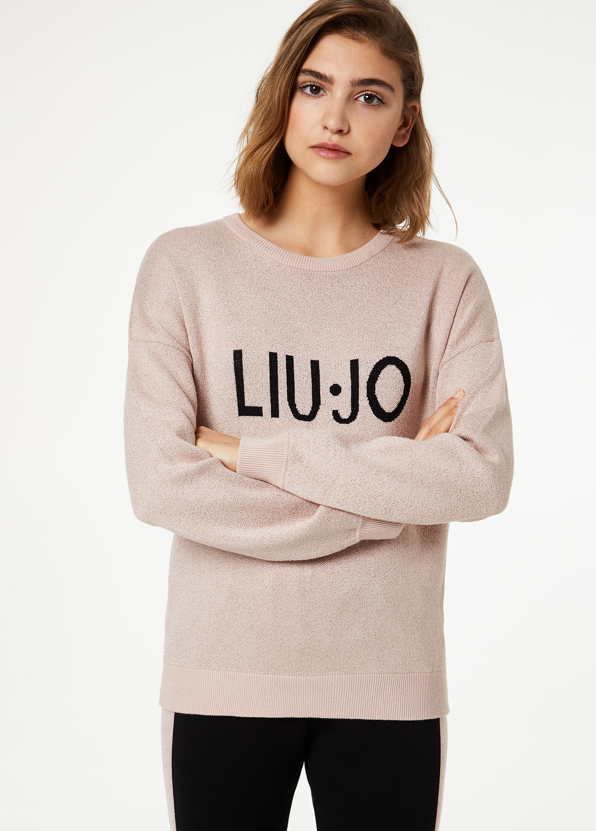 Sweater roze-1