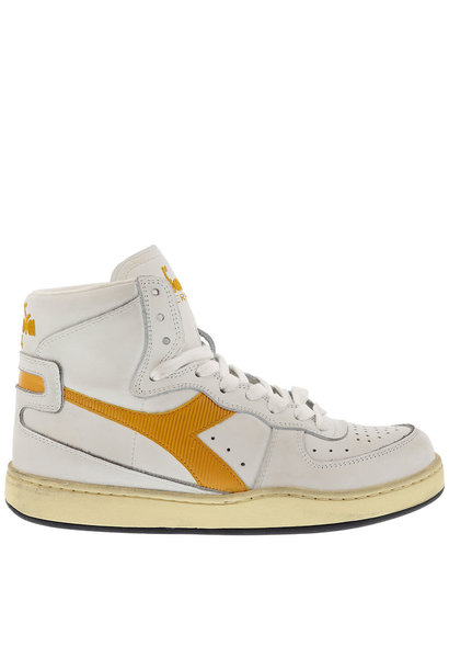 Sneaker basket yellow