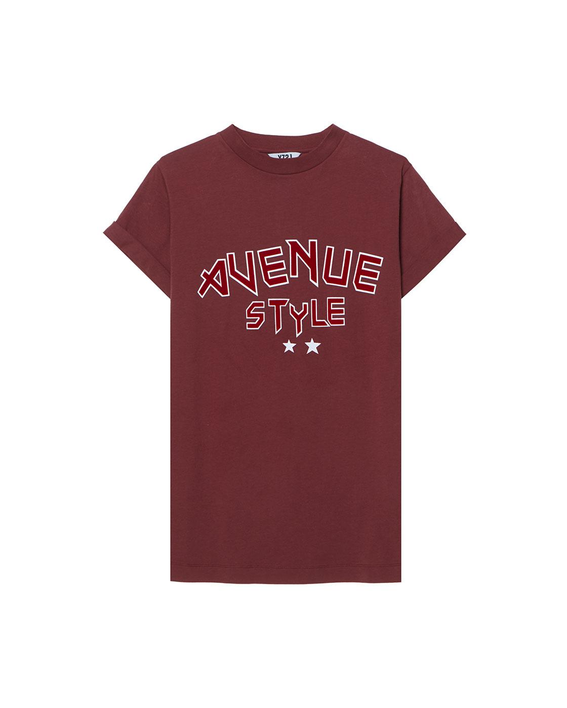 Avenue style tee-1