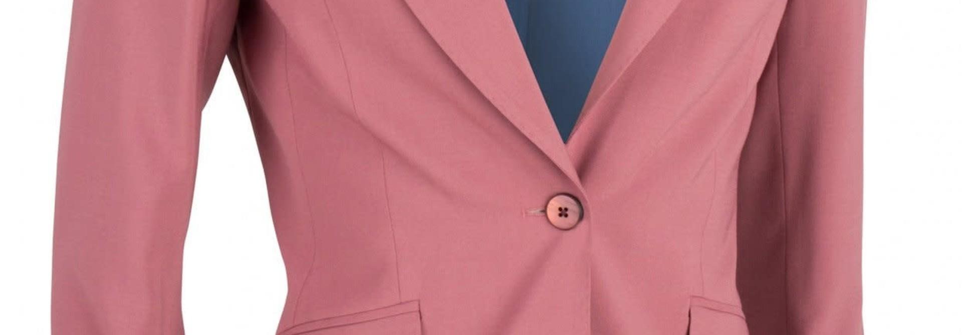Blazer cosa dark pink