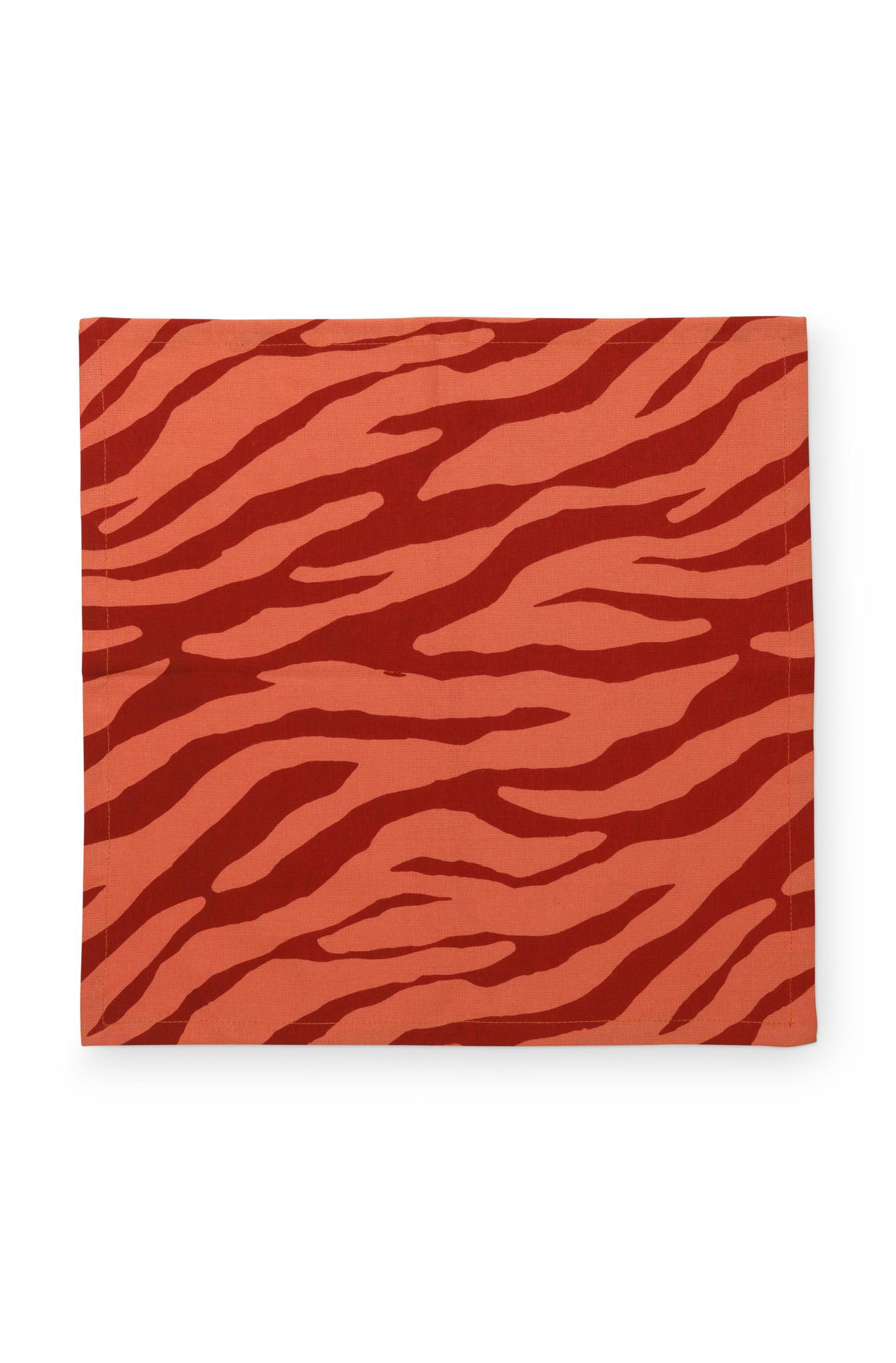 Napkin Zebra Stripes 35x35cm-1