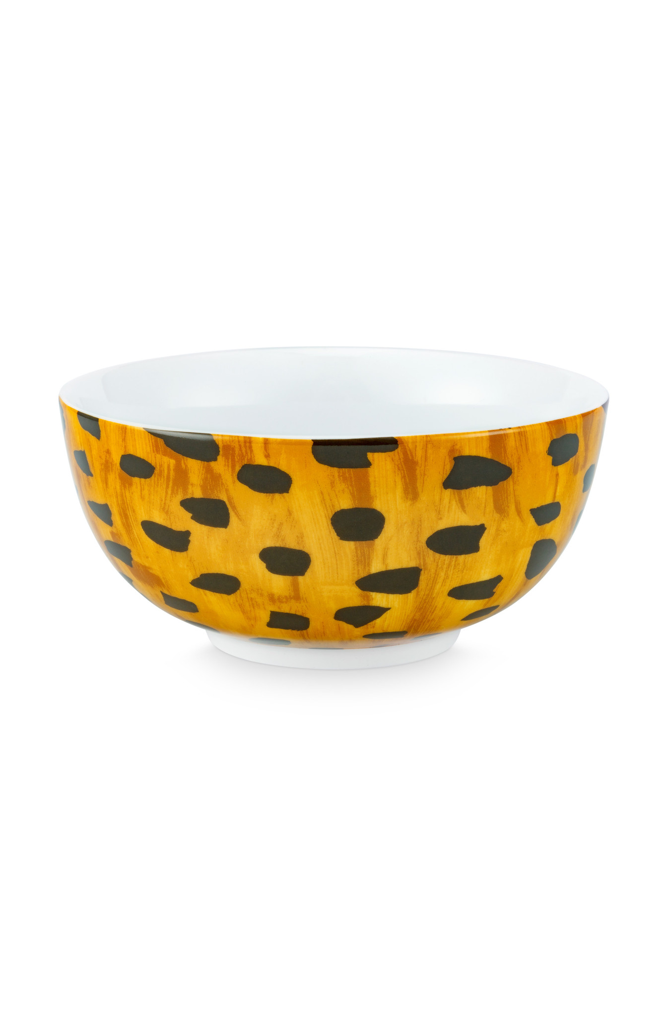 Bowl Cheetah Spots 15cm-1