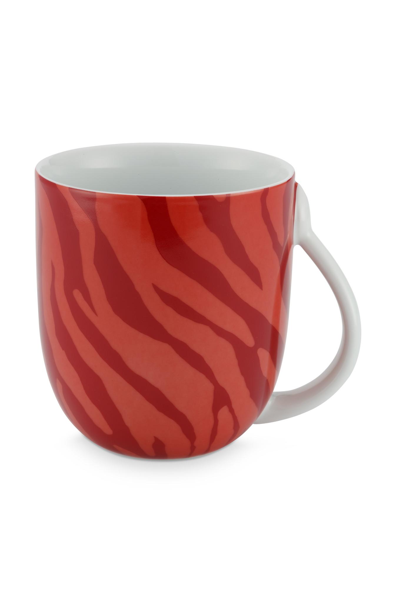 Mug Large Zebra stripes 400ml-1
