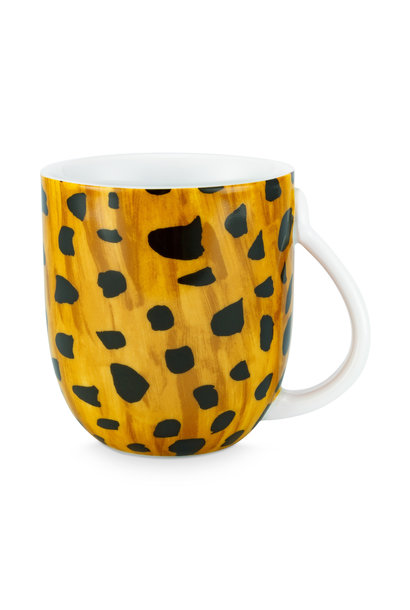 Mug Large Cheetah Spots 400ml
