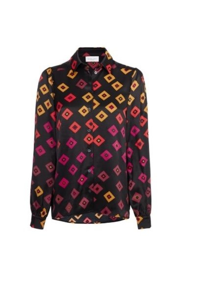 Chaka candy blouse