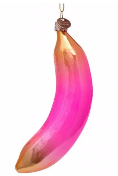Kersthanger   banana