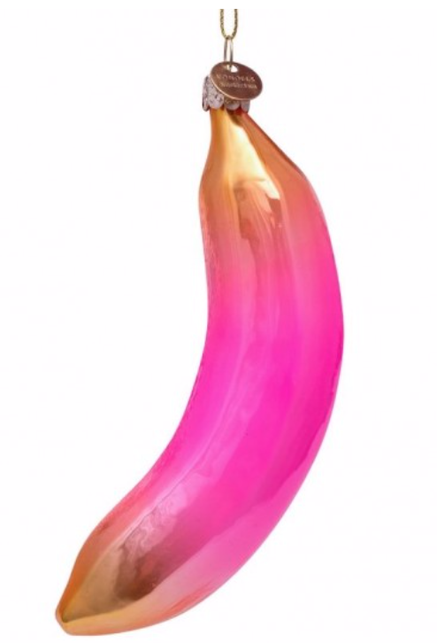 Kersthanger   banana-1
