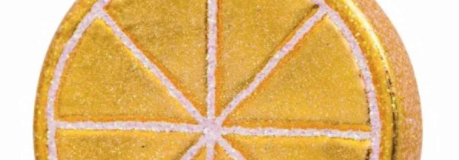 Kersthanger lemon slice