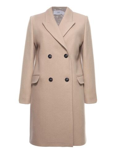 Coat cross honey-1
