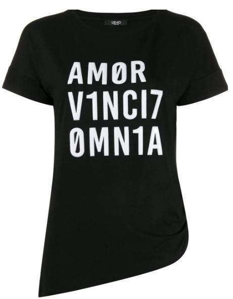 Amor vinci omnia tee-1