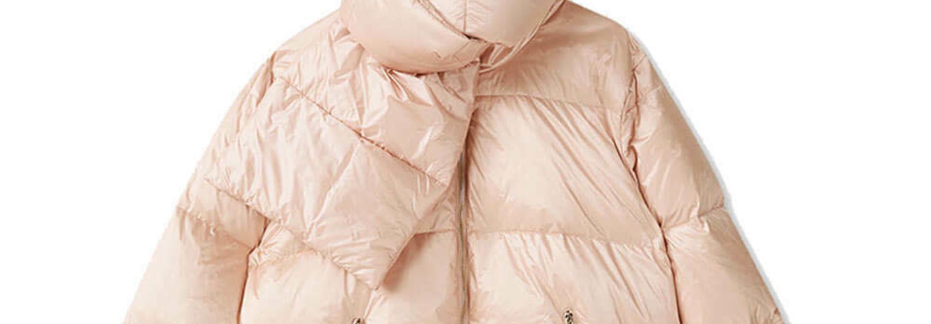 Down jacket brunico