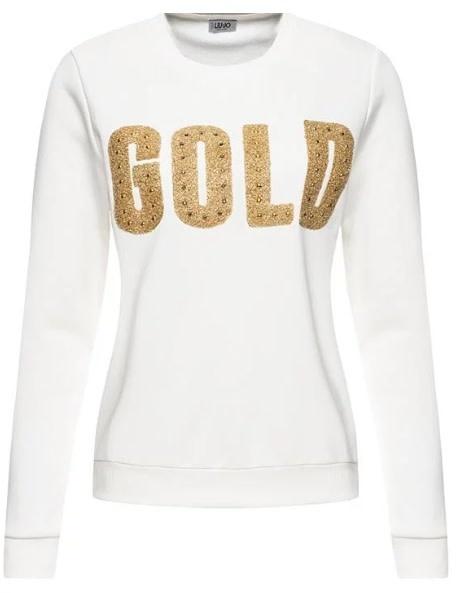 Sweatshirt lana/gold-1