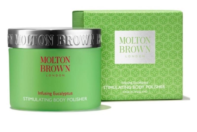 Molton Brown Eucalyptus body polisher