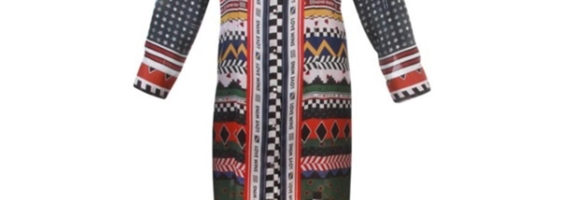 Dress Francis bay groen